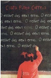 2408 O Melhor dos Meus Erros de Clara Pinto Correia