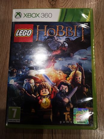 Hobbit gra xbox 360