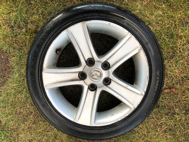 Felgi Aluminiowe 16 Cali Mazda + opony