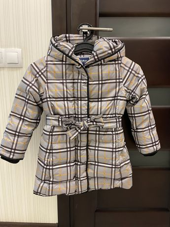 Продам детское зимнее пальто Gulliver