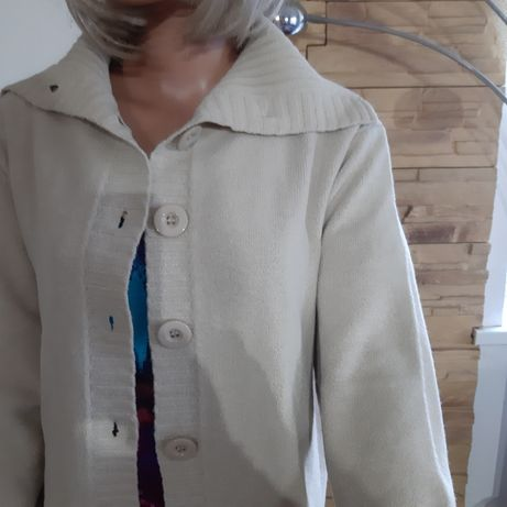 Sweterek kardigan R 48/50