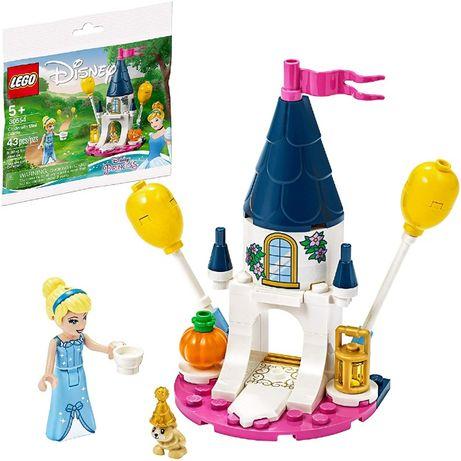 Новинка! Конструктор Лего Замок Золушки, LEGO Disney Princess (30554).