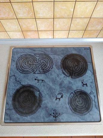 Płyta ceramiczna Amica Ethno+panel sterowania