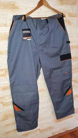 Spodnie męskie robocze NOWE r 60