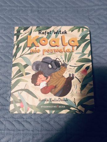Ksiażka Koala nie pozwala