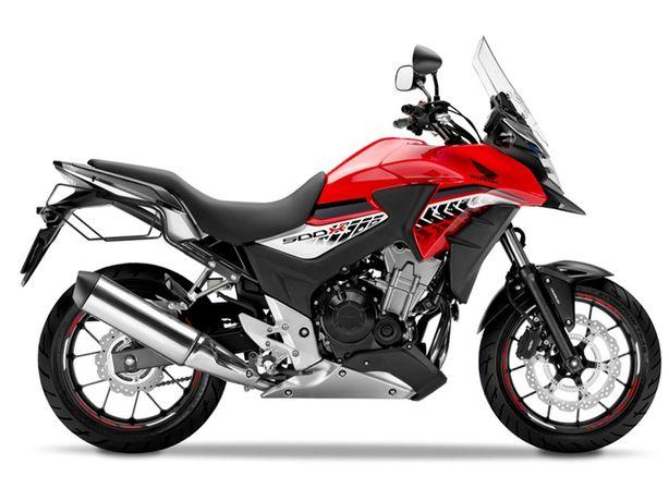 Suporte Alforges Honda CB500X