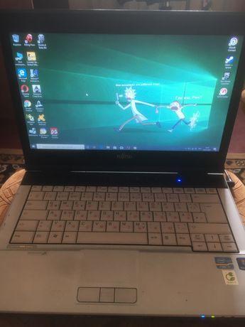 Игровой ноутбук FUJITSU i5 , 8 gb , 500gb