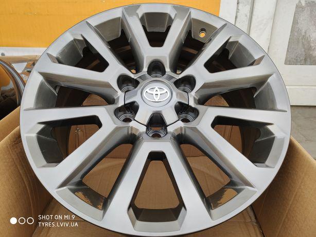 Диски 6*139_7 18 Toyota Prado Hilux Lexus GX