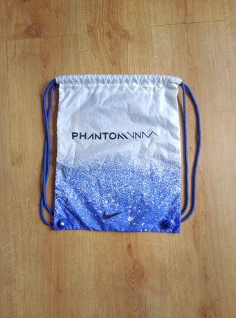 Worek Nike Phantom VNM biały niebieski Mercurial