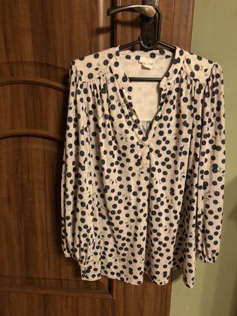 Bluzka damska H&M rozmiar L, krój oversize