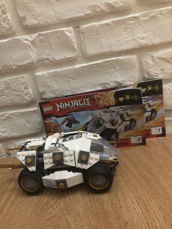 Lego ninjago 70588 tanio