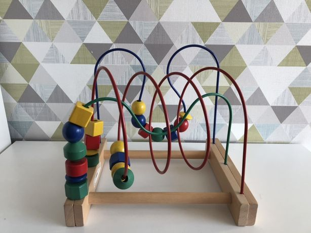 Ikea zabawki Mula