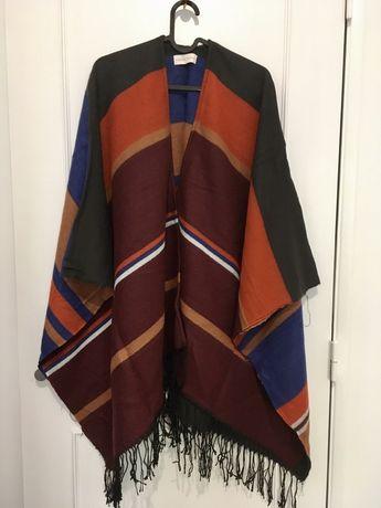 Capa/Poncho Vintage Bazaar