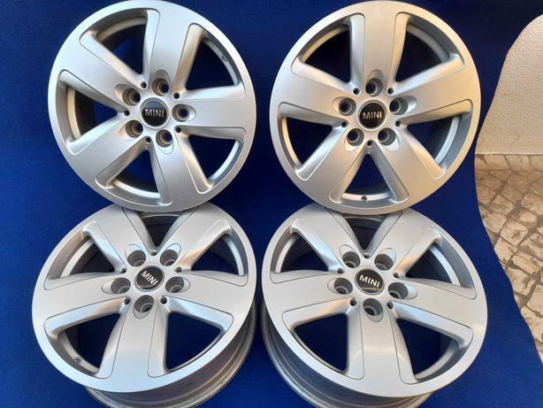 4 Jantes 16 5x112 Originais MINI, mas dá em Mercedes, VW, Audi, Seat