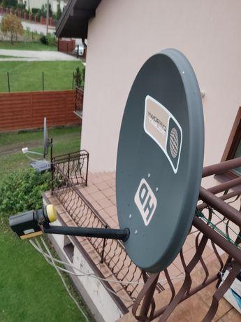 Antena satelitarna z konwenterem Inverto Unicable