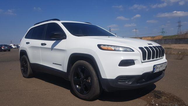Jeep Cherokee В НАЛИЧИИ 4x4 2017 avtomat