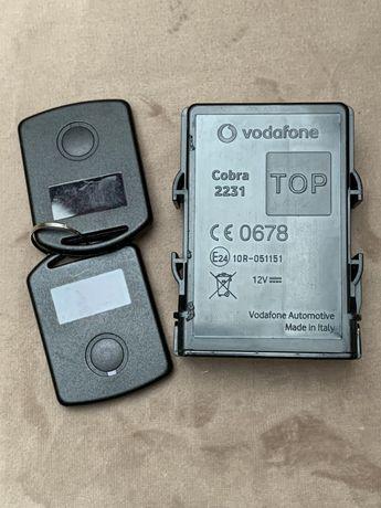 Vodafone Automotive karta proxy Cobra