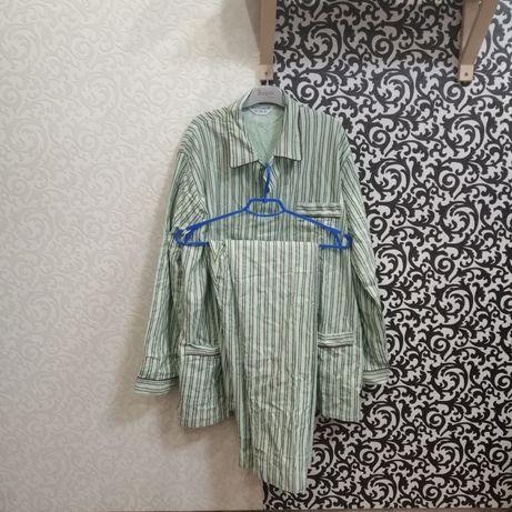 Пижама в английском стиле мужская