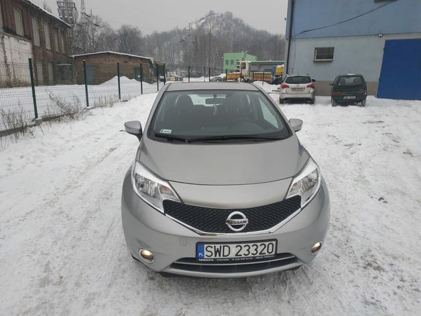 Nissan Note 1.2 benzyna 2014