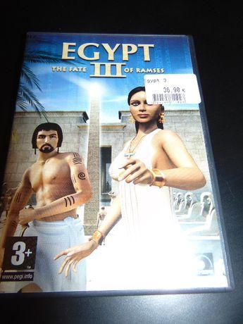 Jogo de PC Egypt III - The Fate of Ramses NOVO c/ 50% desconto
