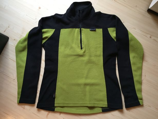 Haglofs Polartec Half-Zip S Polar bluza wyczynowy gorski trekingowy