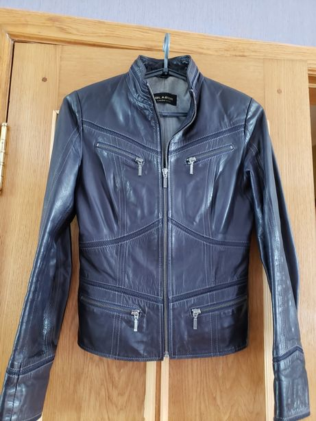 Куртка/пиджак кожаная XS