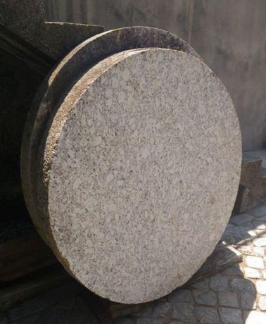 Pedra Redonda para Mesa Jardim