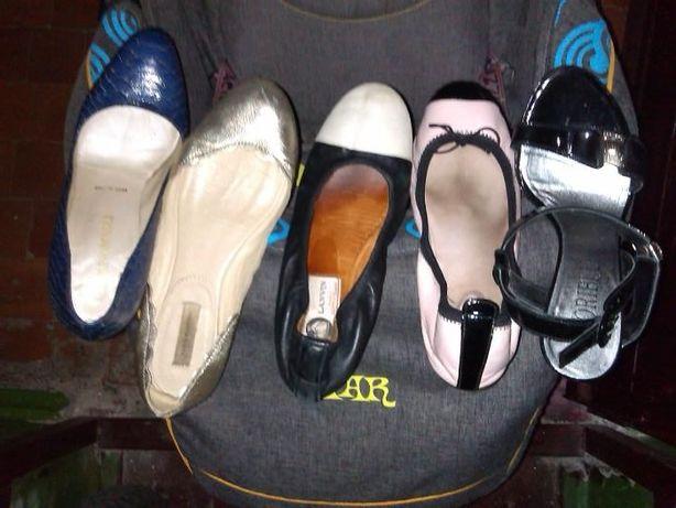 Балетки ,туфли женские Италия
