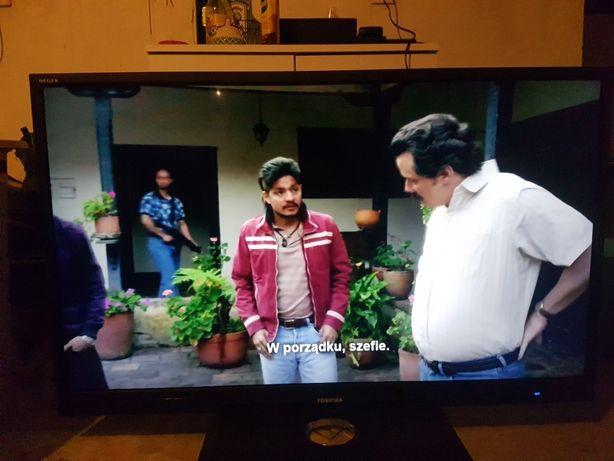 """Telewizor 46"""" Toshiba, FullHd, USB, Dvbt."""