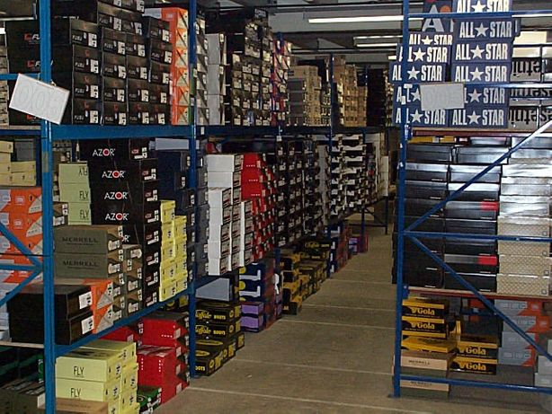 Распродажа склада обуви