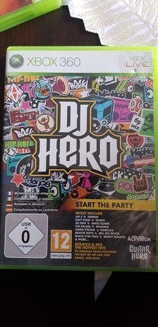 Płyta Dj Hero X BOX 360