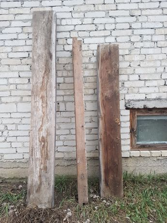 Stare drewno brusy