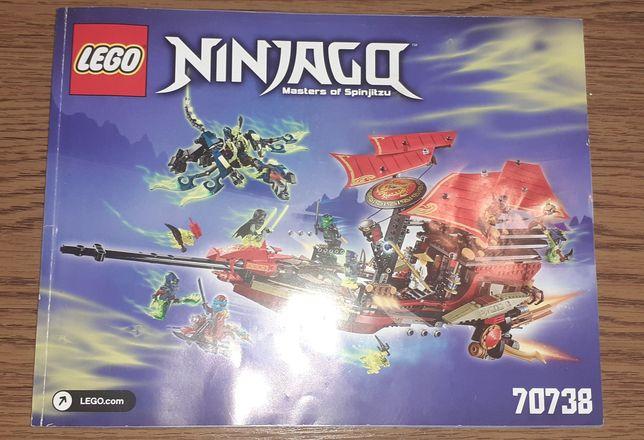 Lego Ninjago nr 70738
