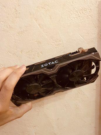 Zotac PCI-Ex GeForce GTX 1060 AMP Edition 6GB GDDR5 (192bit)