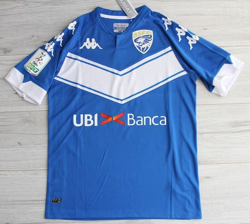 BRESCIA Calcio koszulka piłkarska KAPPA Home 20/21 #24 Jagiello, r. M