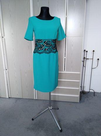 Sukienka wizytowa 40 (M) - nowa, wesele, komunia