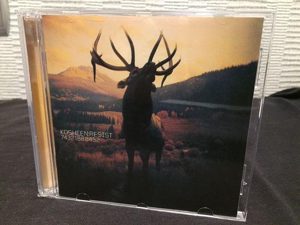 Płyta cd Kosheen- Resist    elektronika