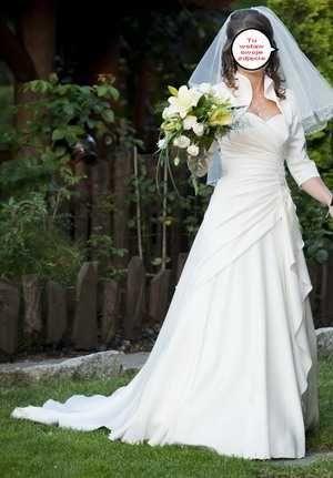 Suknia ślubna model Rafaella rozm. 36