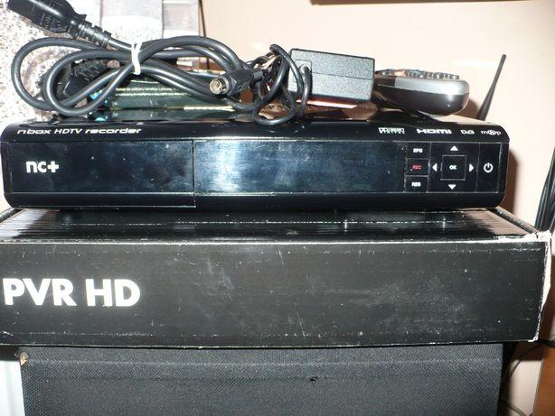 Dekoder nBox BZZB E2 z dyskiem 250Gb i tunerem DVB-T