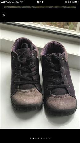Ecco ботинки демисезонные