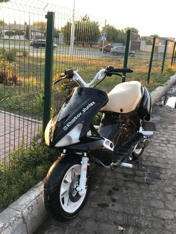 Продам скутер Benelli 491