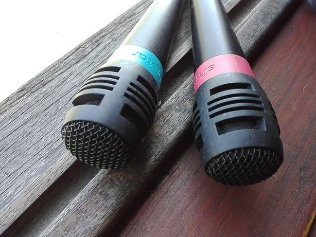 Microfones de karaoke MF 300