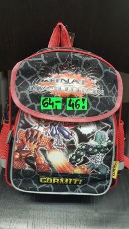 Nowy plecak przedszkolny