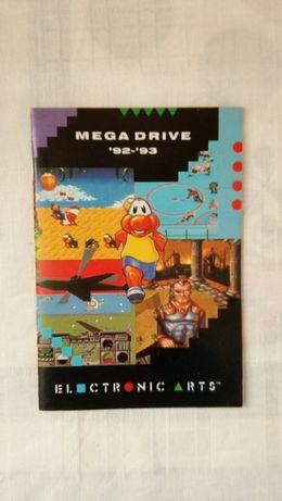 Plakat Sega Mega Drive