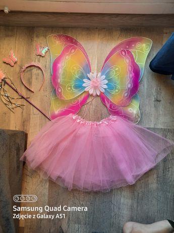 Strój motylka na bal