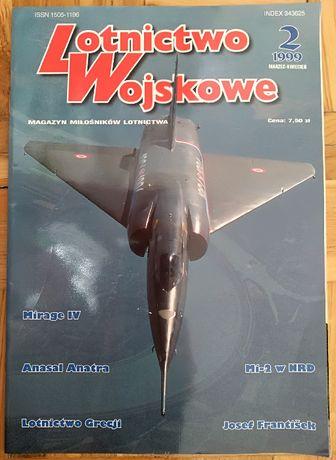 Lotnictwo Wojskowe nr 2/1999