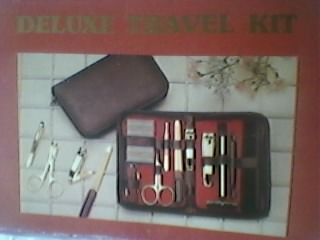 Zestaw do manicuru - Deluxe Travel Kit