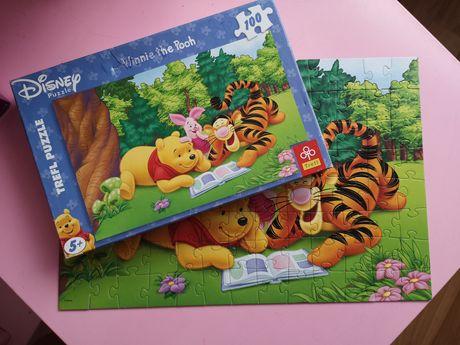 Sprzedam puzzle Disney Kubuś Puchatek