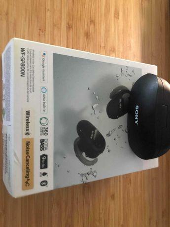 Wireless Headphones Sony WF-SP800N