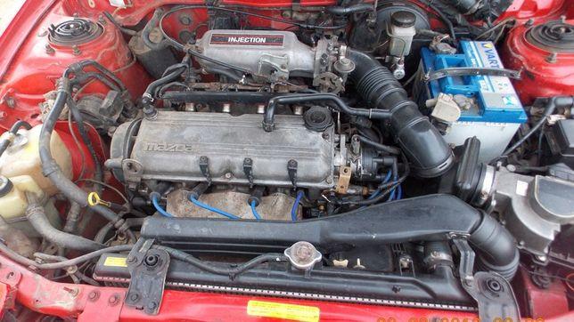 Двигун мазда 323 f bg 1.6 1.8